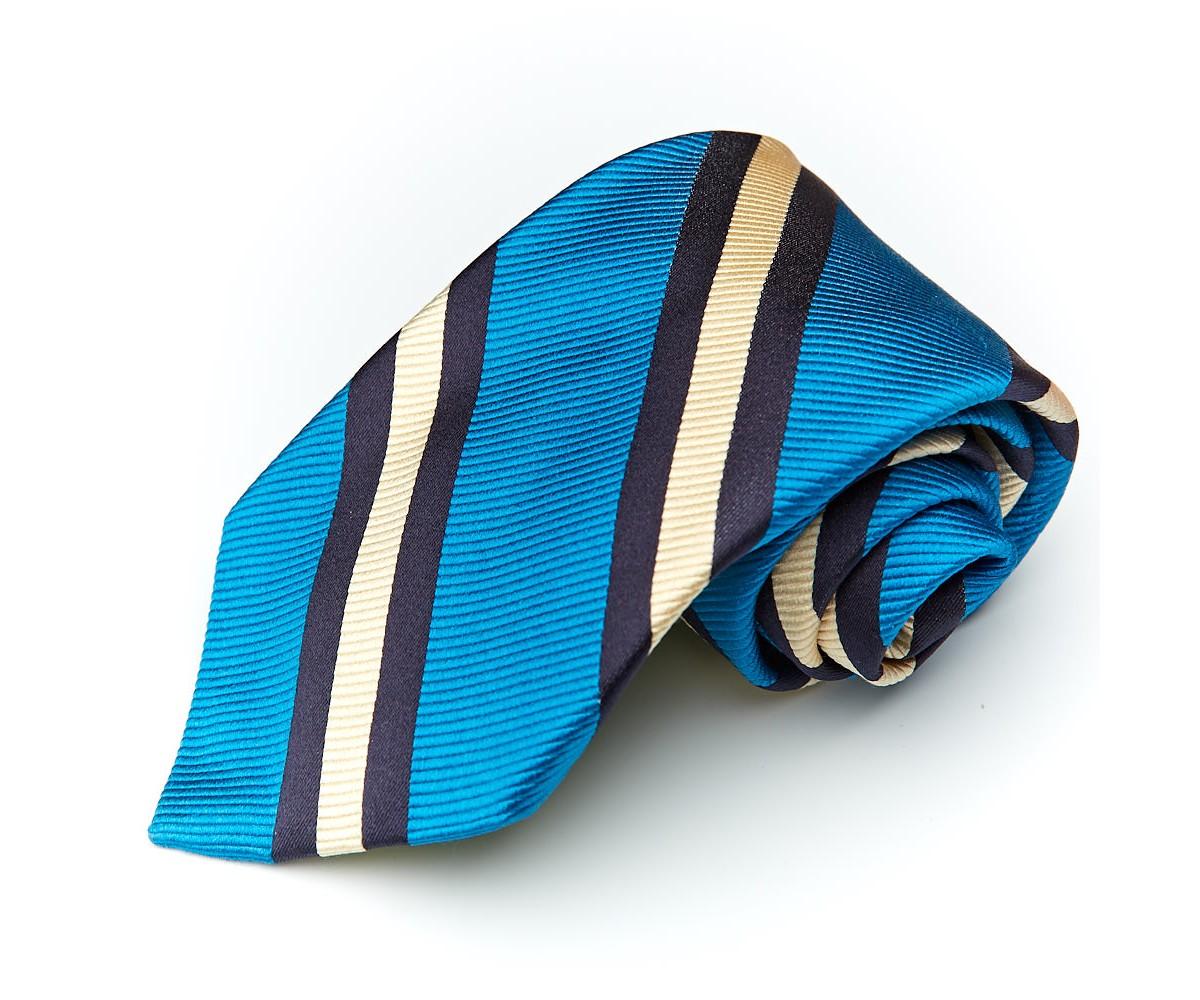 Шелковый галстук мужской Antartide
