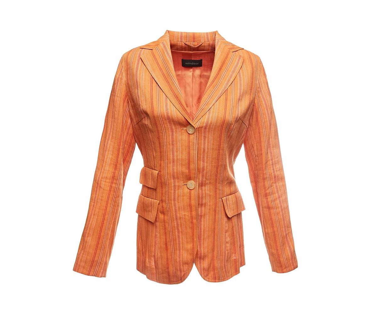 Жакет женский оранжевый Windsor