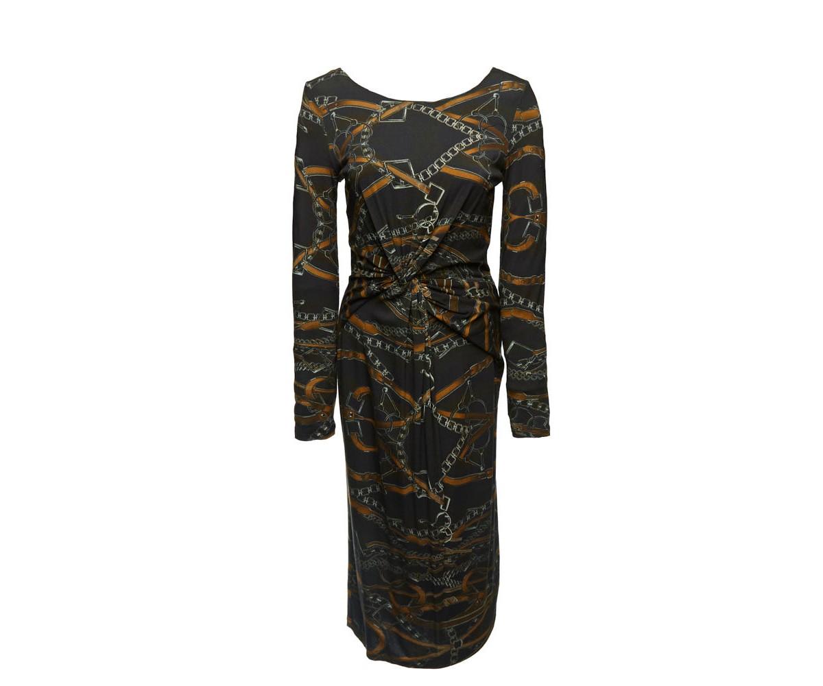 Платье женское ниже колена Elegance