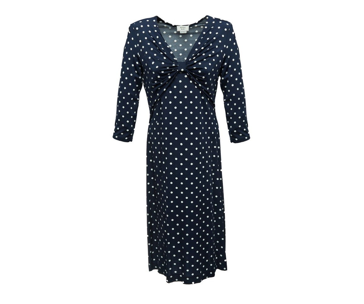 Платье женское в горох Weill