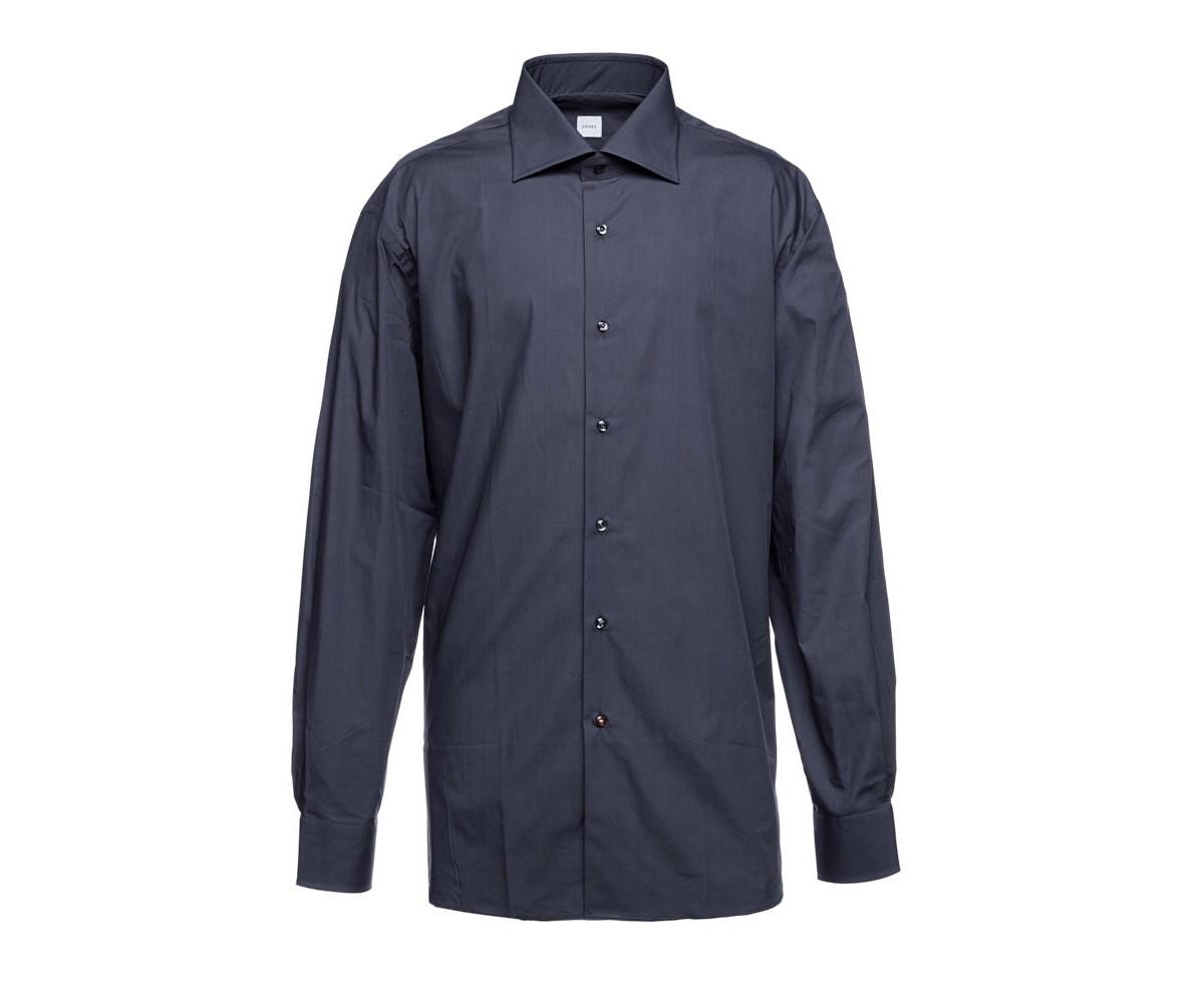Мужская рубашка черная Carrel