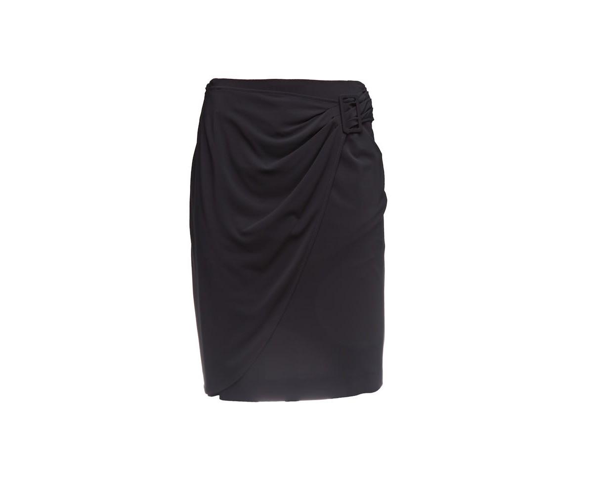 Женская юбка стильная черная Weill