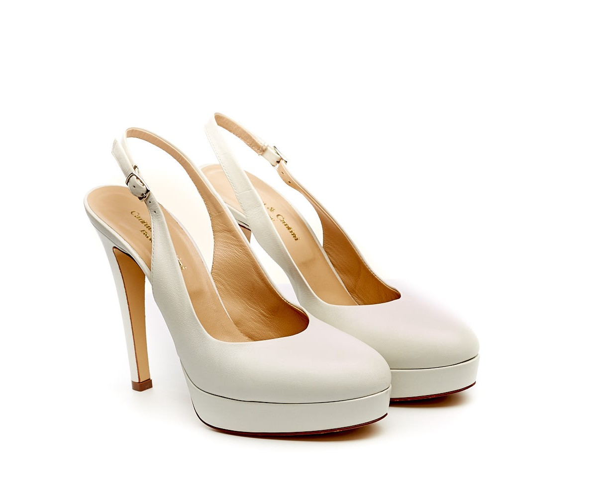Туфли женские с высоким каблуком Cantini & Cantini